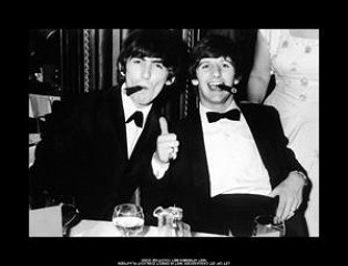 Men with cigars