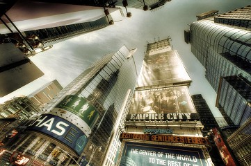 New York Dream / plexiglas