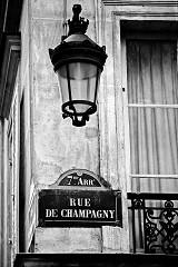 Rue de Champagny