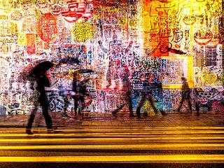 Causeway bay Hongkong