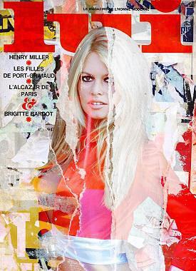Lui Brigitte Bardot Orange
