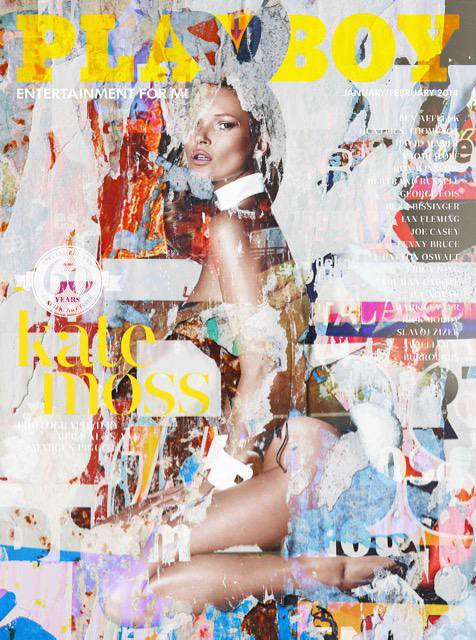 Playboy Kate Moss