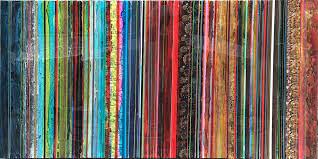 Coloured stripes II