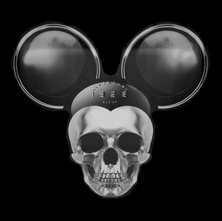 Black Box Mickey Skull
