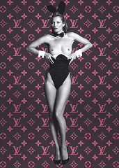 Kate Moss / plexiglas / B-art