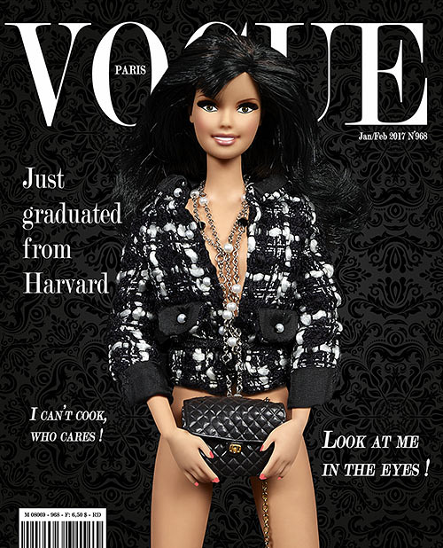 Vogue / special changing photography
