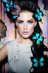 Gazin Turquoise / plexiglas