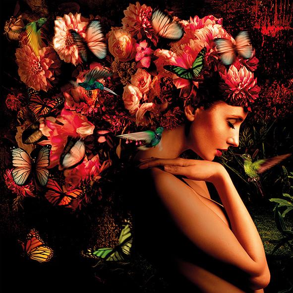 Garden of Eden / plexiglas