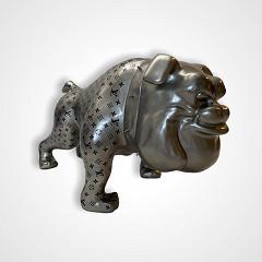 LV Bulldog silver