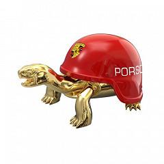 Turtle Porsche / Gold