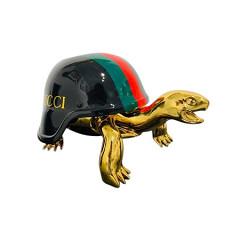 Turtle Gucci Gold