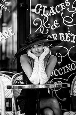 Josefine Lywinge Paris Terrace / plexiglas