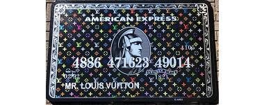 American express. Mr Louis Vuitton