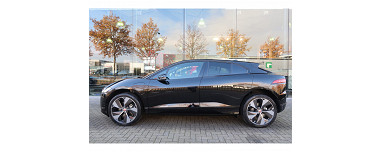 Jaguar I Pace first Edition