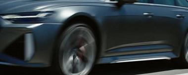 Audi RS6 2019. nieuw model