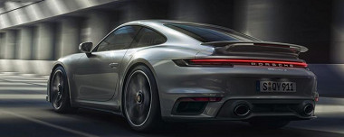 Nieuw Model Porsche Turbo S 2020