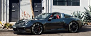 Nieuw Porsche 911 Targa!