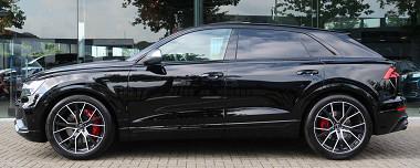 Nieuwe Audi SQ8 met 'Black Pack'