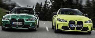 Nieuwe BMW M3 en M4 gepresenteerd!